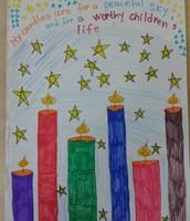 Birgul's candle picture 5th grade