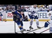 Blues vs Maple leafs