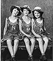 3 Girls Supporting the NRA