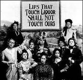 Temperance/Prohibition