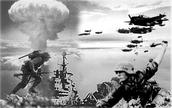 LA SEGUNDA GUERRA MUNDIAL FUE UN PERIODO DE GUERRA DESDE EL AÑO 1939 HASTA 1945.