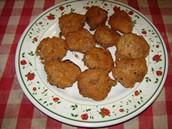 Malanga Fritters
