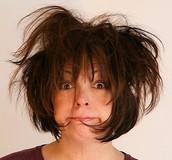 Good hair or bad hair day?