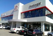 Why buy it from HENINGER TOYOTA?
