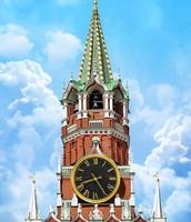 """Шаг 6. """" Какие часы можно назвать главными в России?"""""""