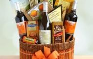 California Vines Basket