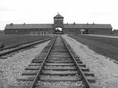 Pictures of the most infamous of German concentration camps  auschwitz