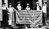 Women's Suffrage Movement in 1848