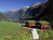 This is a picture of Norway