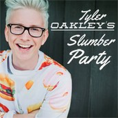 Tyler's Slumber Party is packed full of inside scoop, interactive games – and plenty of surprises!