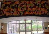 Chet Hall Memorial Pancake Breakfast