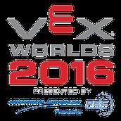 2016 VEX ROBOTICS WORLD