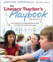 Professional Literature: The Literacy Teacher's Playbook Grades 3-6