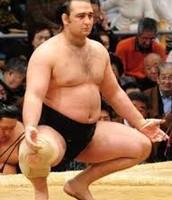 Sumo Wrestler: