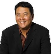 Author Robert Kiyosaki