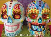 Calaveras aka Sugar Skulls