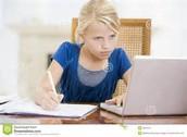 No me gusta hacer la tarea