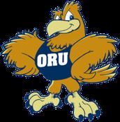 #1 Oral  Roberts University