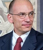 Prime Minister Enrico Letta