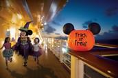 Exchange Advisors - DCL Halloween on the High Seas 2016