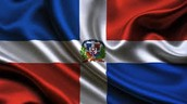 Dominican Republics Flag