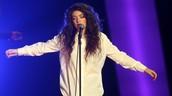 Lorde's contrversal performence