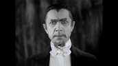 This was Bela Lugosi.