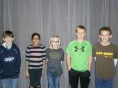 5th Grade Music Memory