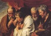 Les Évangélistes