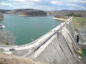 TVA- Dam built