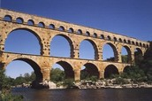 Roman Arches and domes