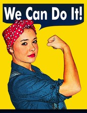 congrats cast and crew of 'Rosie the Riveter'!