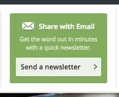 Send a mass email effortlessly