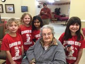 Ositos Brighten The Day At Kindred Rehab!