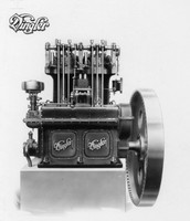 Internal combustion engine Deluxe