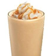 Caramel iced coffee