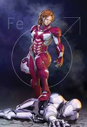 Where did Iron Woman come from?