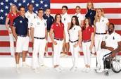 Team USA Polo designs