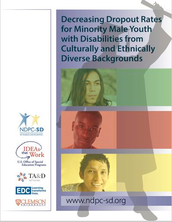 Decreasing Dropout Rates for Minority Male Youth with Disabilities from Culturally and Ethnically Diverse Backgrounds