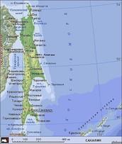 Мы живём на острове Сахалин