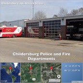 Childersburg Police and Fire Departments