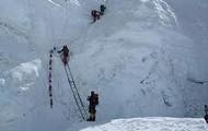 Leanna Climbing Everest
