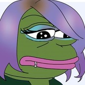 This is the Emo Pepe