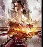 The Infernal Devices Saga by Cassandra Clare