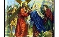 4.Pan Jezus spotyka swoją matkę.