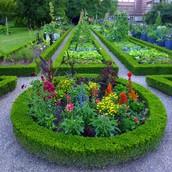 Jardin de Alexandre Godron