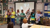 3rd grade Students Acting for 1st grade!