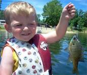come fishing