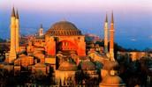 Hagia Sophia & Religious Feats
