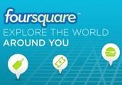 Comienza a utilizar Foursquare en el #JardíndelBeso